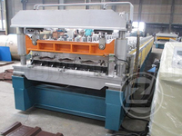 Factory Customized RN-100/35 Deck Roll Forming Machine with CE certificate ISO quality system